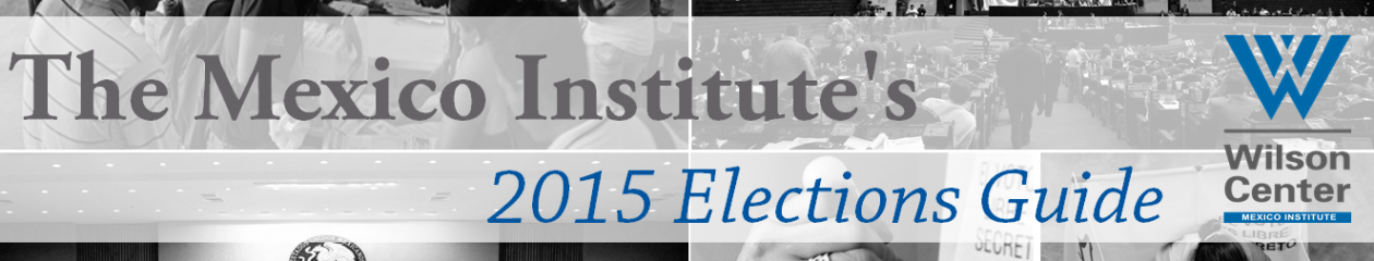 The Mexico Institute's 2015 Elections Guide