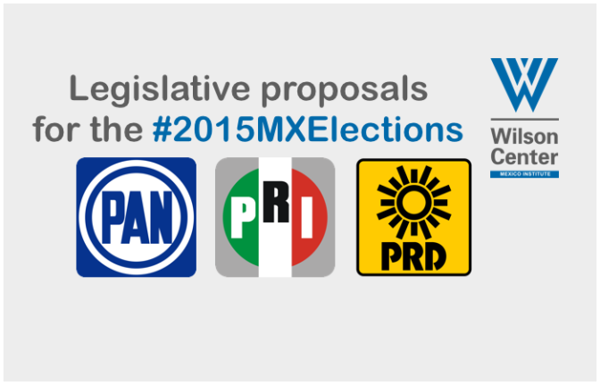 Legislative Proposals from the PAN, PRI, and PRD